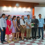 """""""Be-live"""" Our Service Culture 2014 - SONY (20 & 21.11.2014)"""