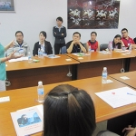 Clear voice talking skill - SONY (ngày 18 & 25-10-2013)