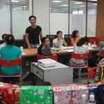 Đào tạo giảng viên nội bộ chuyên nghiệp - PouChen (29.11.2014)