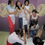 LG VINA cùng chung vai sát cánh (04-10-2012)