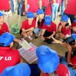 LG-VINA Teambuilding 2013