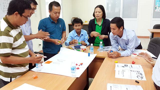 Kỹ năng bán hàng & chăm sóc Khách Hàng chuyên nghiệp – ISUZU (25 & 26.09.2014)