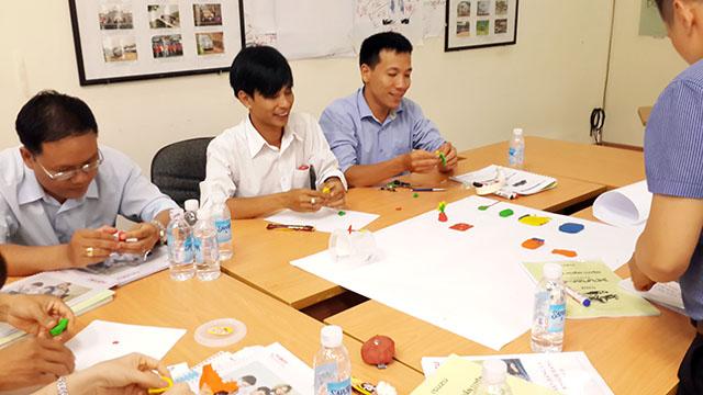 Kỹ năng bán hàng & chăm sóc Khách Hàng chuyên nghiệp – ISUZU (29 & 30.09.2014)