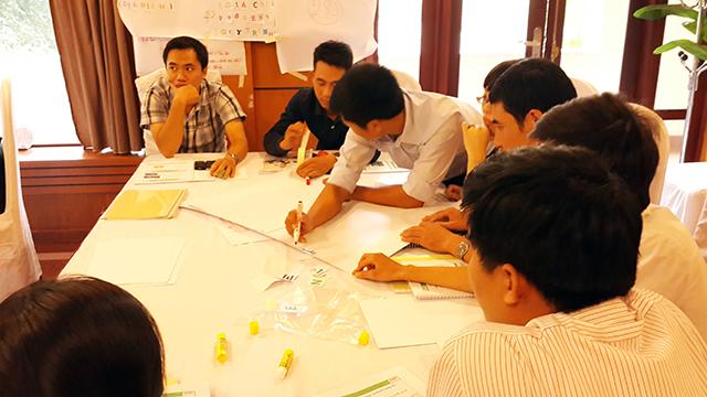Kỹ năng bán hàng & chăm sóc Khách Hàng chuyên nghiệp – ISUZU (11 & 12.10.2014)