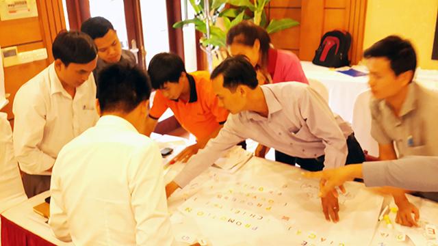 Kỹ năng bán hàng & chăm sóc Khách Hàng chuyên nghiệp – ISUZU (13 & 14.10.2014)