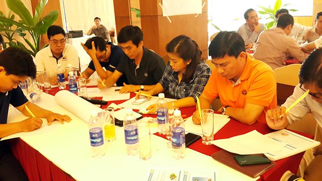 Kỹ năng giải quyết vấn đề hiệu quả – Ceva (17.10.2014)