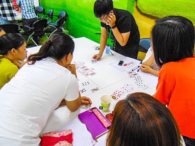 Kỹ năng quản lý cảm xúc hiệu quả<br>Pou Sung (08.08.2019)