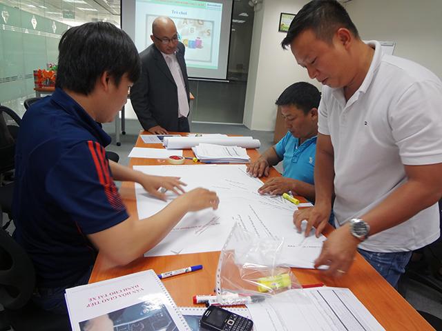 Văn hóa giao tiếp dành cho tài xế – Sacombank (19.10.2014)