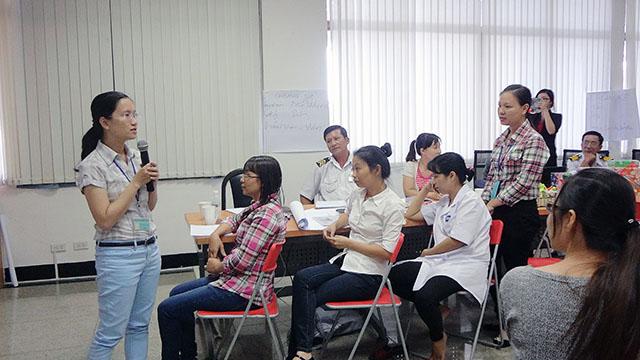 Đào tạo giảng viên nội bộ chuyên nghiệp – PouChen (29.11.2014)