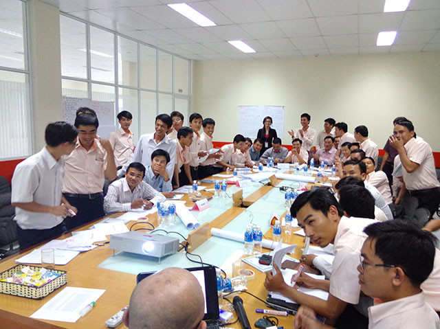 Kỹ năng đàm phám thương lượng hiệu quả – Japfa (ngày 07.05.2014)