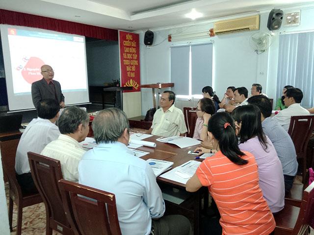 Kỹ năng giao tiếp và hướng dẫn công việc hiệu quả – VISSAN (19 & 21.08.2014)