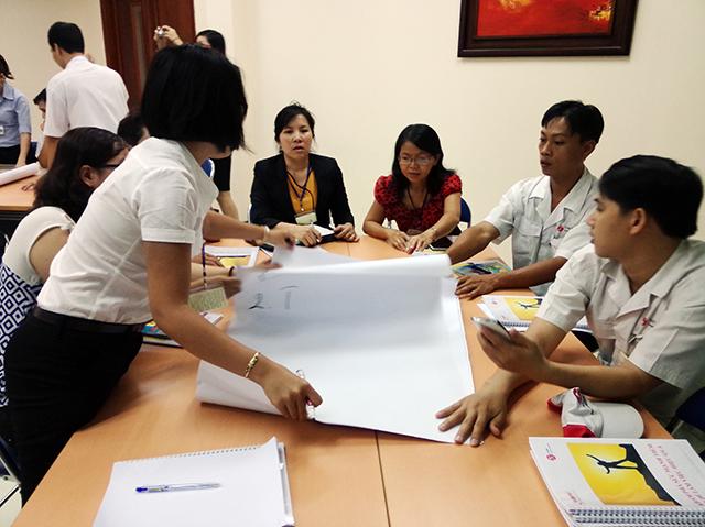 Khám phá sức mạnh tiềm ẩn để làm việc hiệu quả – VMEP (27.08.2014)