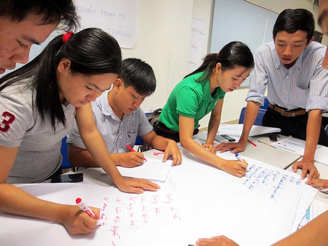 Kỹ năng bán hàng chuyên nghiệp – Sunjin (18 & 19-11-2014)
