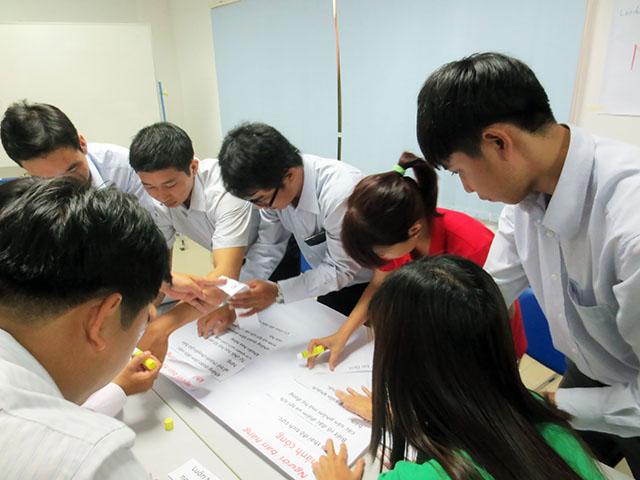 Kỹ năng bán hàng chuyên nghiệp – Sunjin (24 & 25.11.2014)