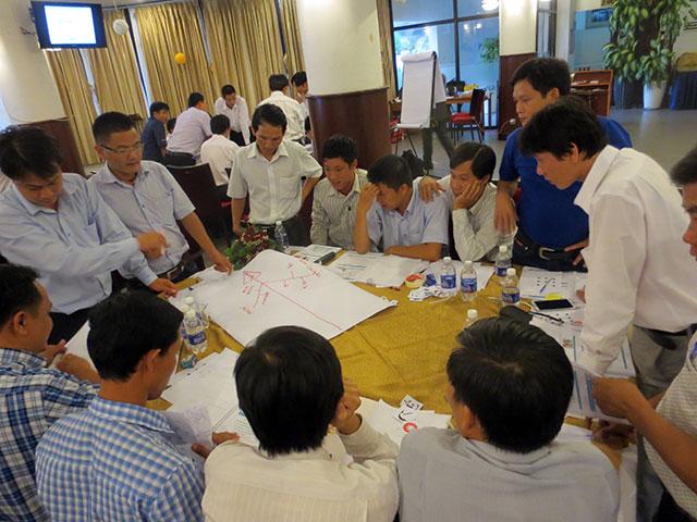 Kỹ năng giải quyết vấn đề hiệu quả – Ceva (08.07.2015)