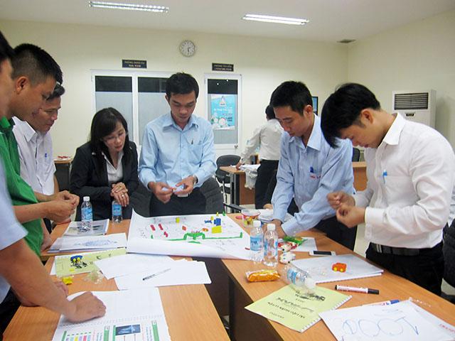 Kỹ năng bán hàng & chăm sóc Khách Hàng chuyên nghiệp – ISUZU (23 & 24.09.2014)