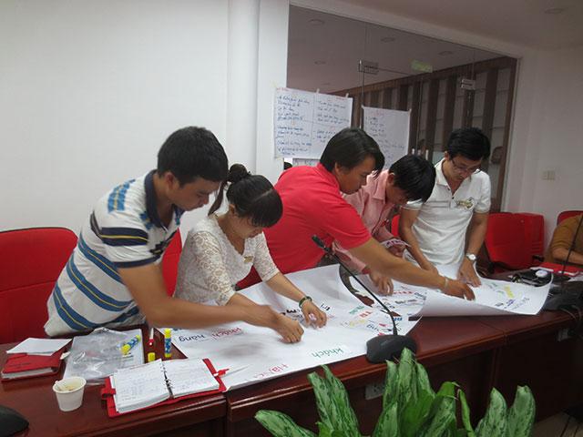 Kỹ năng bán hàng chuyên nghiệp – Điện Quang (11.07.2015)