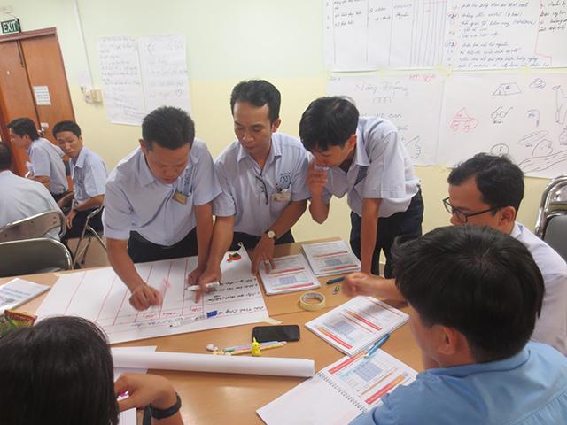 Kỹ năng lập kế hoạch, tổ chức công việc hiệu quả <br> MTEX (13 & 27.10.2018)