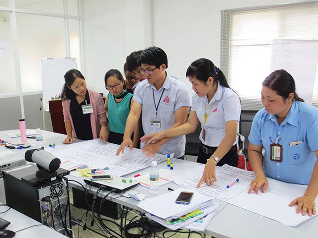 Kỹ năng quản lý công việc hiệu quả<br>Pou Phong (12.09.2017)