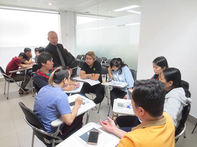 Kỹ năng hướng dẫn và cố vấn chuyên nghiệp<br>Gameloft (12 & 19.06.2018)