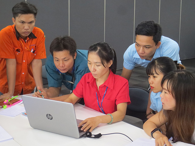 Đào tạo giảng viên nội bộ chuyên nghiệp<br>Pou Sung (21 & 22.11.2017)