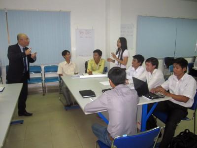 Kỹ năng quản lý đội ngũ kinh doanh hiệu quả – Sunjin Đồng Nai (31-08-2012)