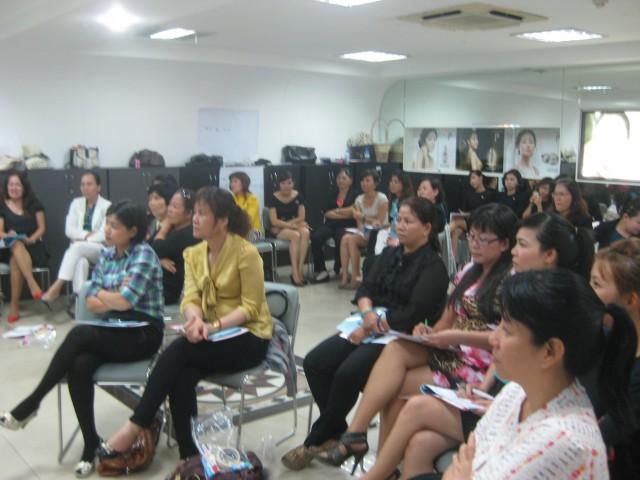 Đội ngũ BM chuyên nghiệp (14-08-2012)