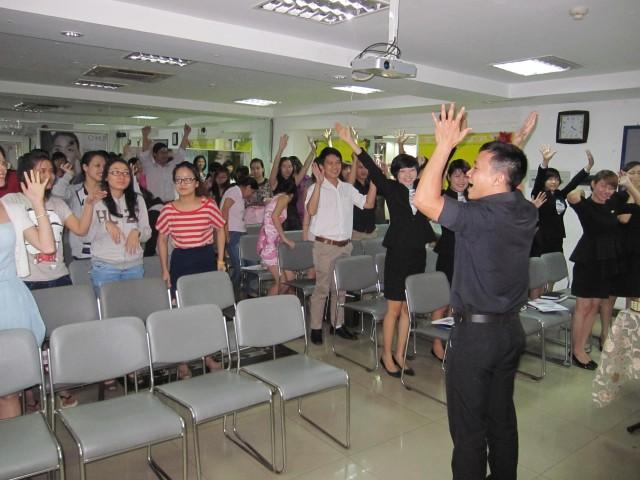 LG-VINA chúng ta là một gia đình (ngày 21-11-2012)