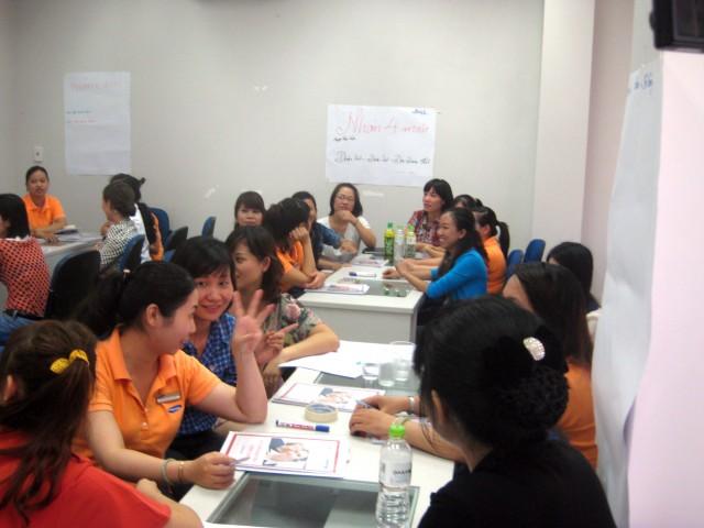 Kỹ năng giao tiếp nâng cao – SamSung (08-09-2012)