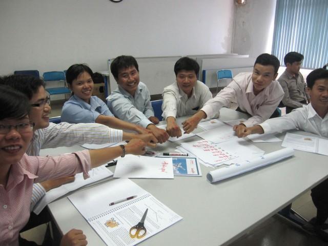 Ra quyết định và giải quyết vấn đề – Đồng Nai ngày 15-08-2012